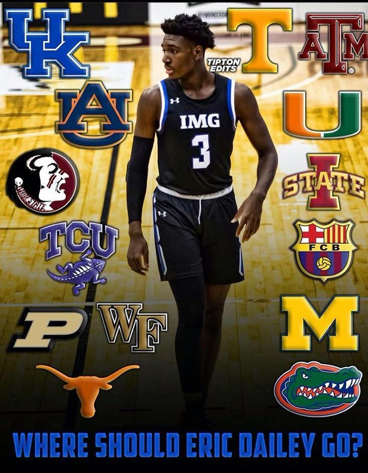 Eric Dailey Jr. Top 25 NBA Draft Stock Risers 2022 NBA Mock Draft